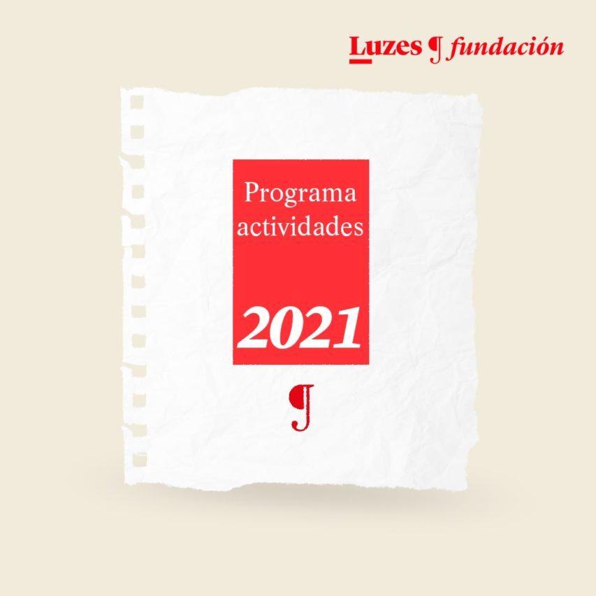 Programa de actividades 2021