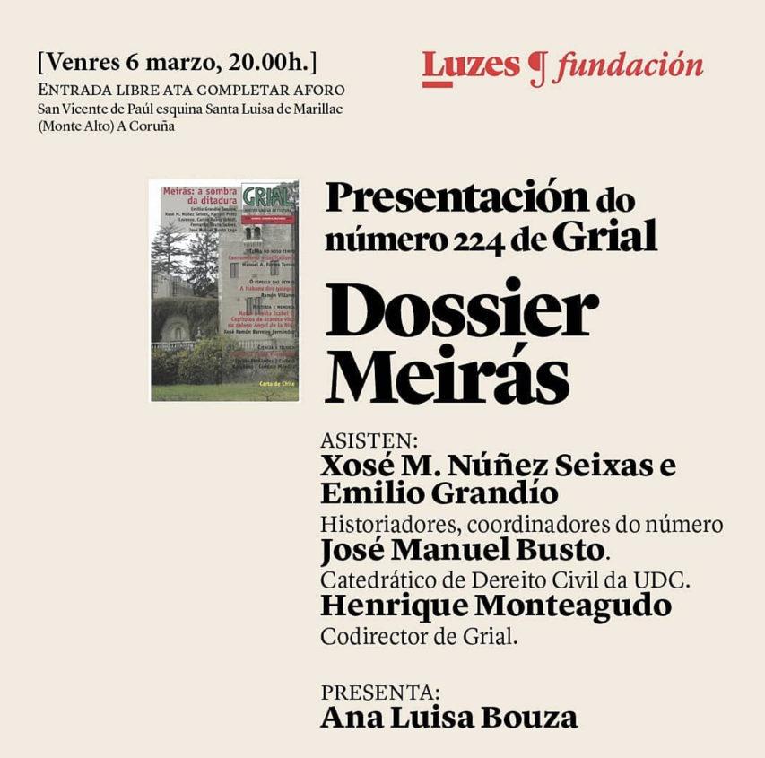 Presentación Revista Grial