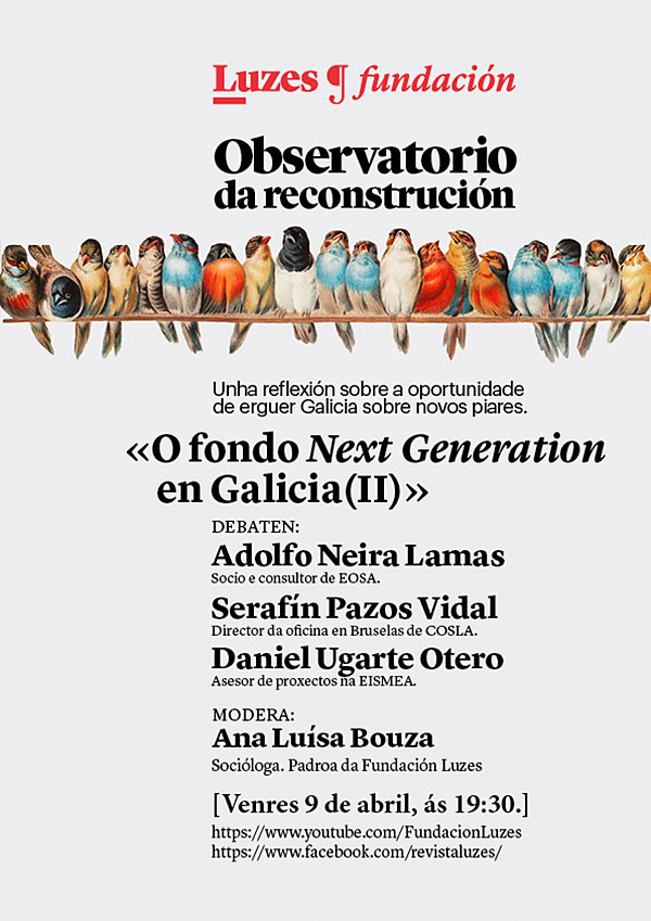 O fondo Next Generation en Galicia II